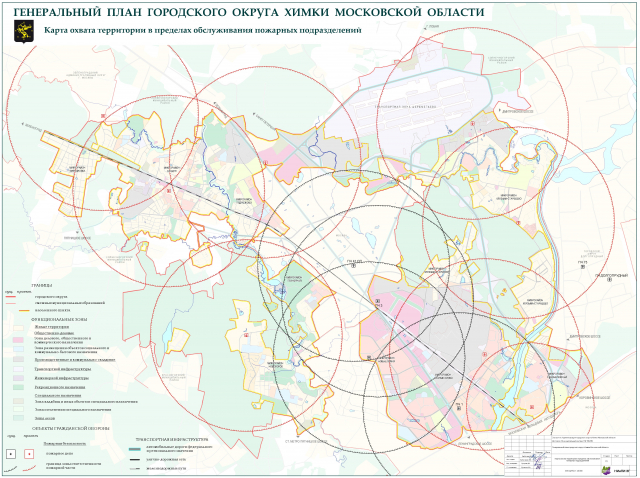 карта пожарных подразделений 01-03-13